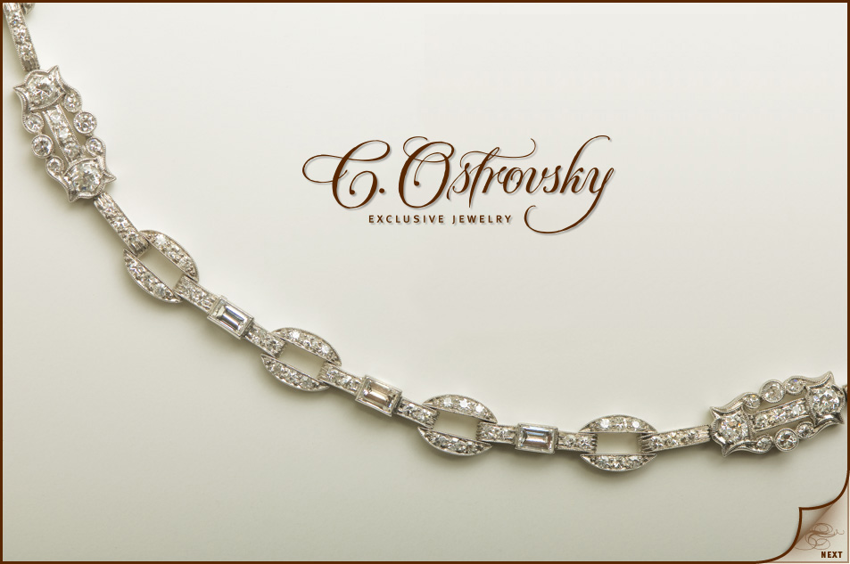 C. Ostrovsky - Exclusive Jewelry and Luxurious Accessories